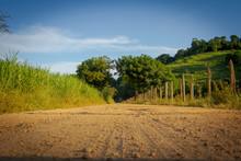 Estrada Rural Brasileira