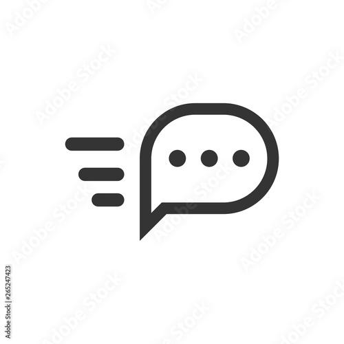 Quick response icon
