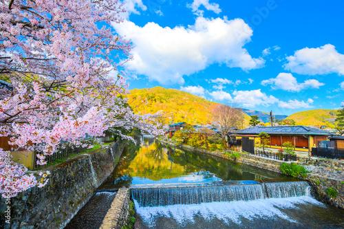 京都・嵐山の風景