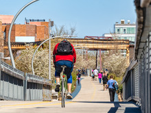 The 606 Bloomingdale Trail Is ...