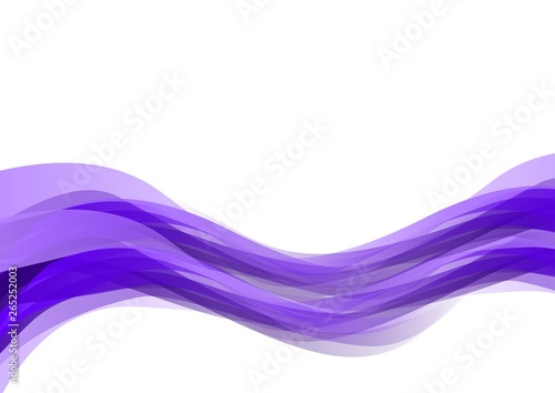 abstract background with blue color - 265252003
