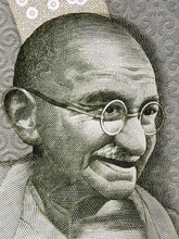 Mahatma Gandhi A Portrait From...