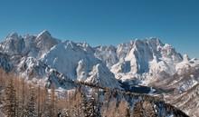 Mountains Borgo Lussari, Italy...