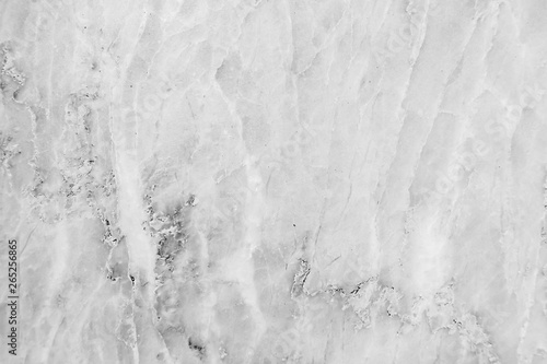 Fototapeta  Black and white marble texture and background with high resolution
