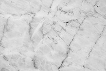Black And White Marble Texture...
