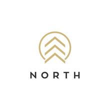 North Vector Logo Design