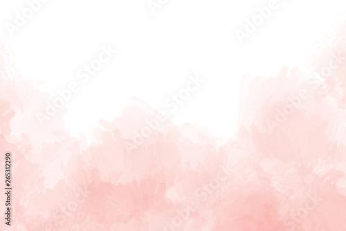 rozowy-streszczenie-tlo-akwarela