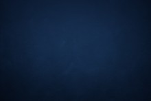 Dark Blue Stucco Texture Background.