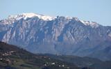 Fototapeta Do pokoju - mountain called Monte PASUBIO in  Italy