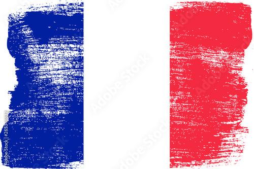 Malowana flaga
