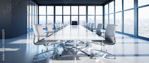 Fototapety, obrazy: Meeting Room Chefetage 3