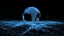 Earth Landscape Particle Busin...