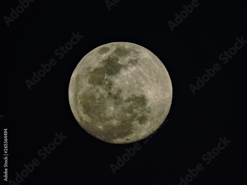 Photo  Full Moon