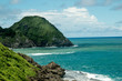 Beautiful View of Caracas Point (Ponto dos Caracas) in Fernando de Noronha Brazil, in the State of Pernambuco Brazil