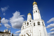 Ivan Great Bell Tower Of Mosco...