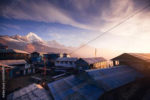 Valokuva  Tadapani village