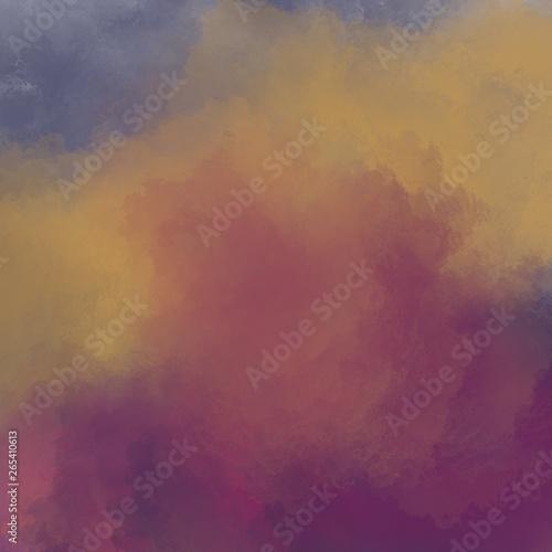 Photo sur Toile Les Textures Color splash watercolor texture vintage tone color - Illustration