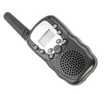 Walkie Talkie In Black Plastic...