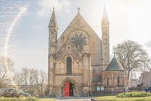 Mansfield Traquair Church Edinburgh Scotland