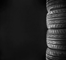 Car Tire Background