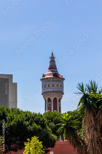 Photo  Architecture from Barcelona, Spain in Europe