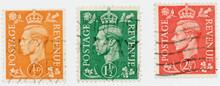Vintage Stamp Printed In Great...