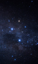 Stars Of The Southern Cross - Crux Constelation