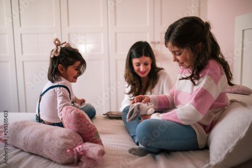 Fototapety do pokoju dziewczynki