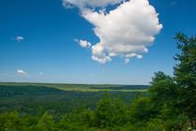 Deadman's Hill Overlook, Michi...