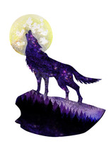 Wolf's Full Moon Song, Mixed T...