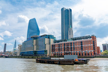Panorama Of South Bank Of The ...