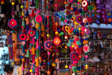Colorful Peruvian And Andean H...
