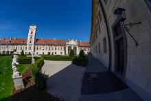 Castle Lamberg Steyr In Upper ...