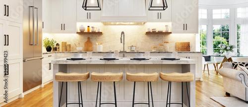 Foto Luxury home interior design