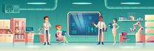 Scientific Laboratory Interior...
