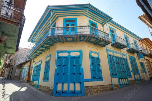 Dom w stylu greckim