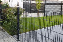 Green Garden Fence As Property...