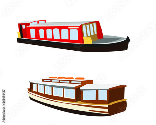 Foto Canal Boat2