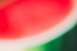 Abstract fruit blurred background. Watermelon backdrop - 265755636