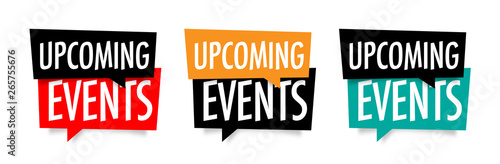 Upcoming events - 265755676