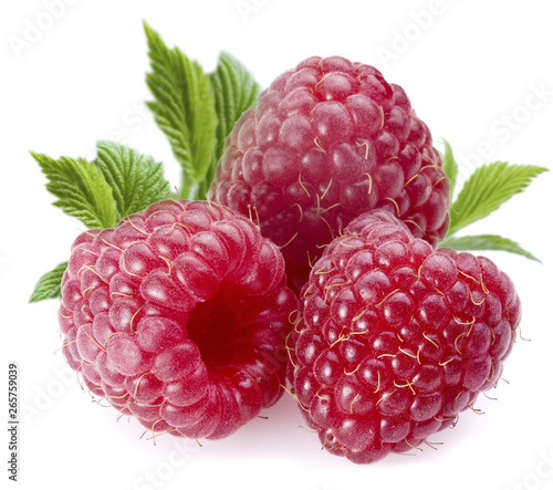 Poster Fruit pictures of fresh natural strawberries