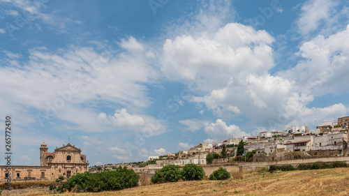 Valokuva  Massafra and its ravines