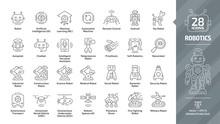 Robotics Industry Editable Str...