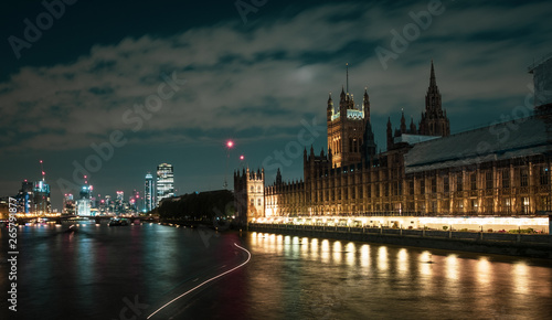 Photo The Palace of Westminster
