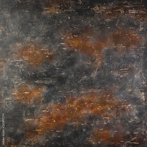 Türaufkleber Metall Grunge textures and backgrounds