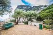 Der malerische Augustusgarten in Capri, Italien