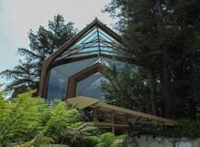 Wayfarers Chapel Glass Church,...