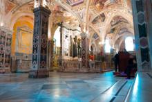 Cripta Della Cattedrale Di Amalfi, Italia