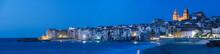 Cefalù Bei Nacht – Sizilien