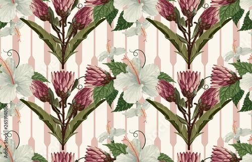 vintage-piekny-i-modny-tropikalny-wzor-w-super-wysokiej-rozdzielczosci-wzor-dekoracji-tekstury-projekt-w-stylu-vintage-dla-druku-tkaniny-tlo-tapety